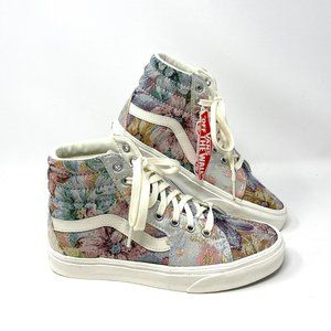 Vans Sk8-Hi Tapestry Canvas Multi Skate Sneaker W